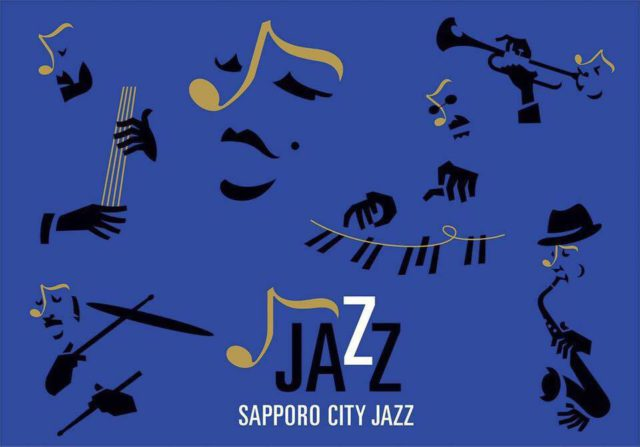 Supported by SAPPORO CITY JAZZ
