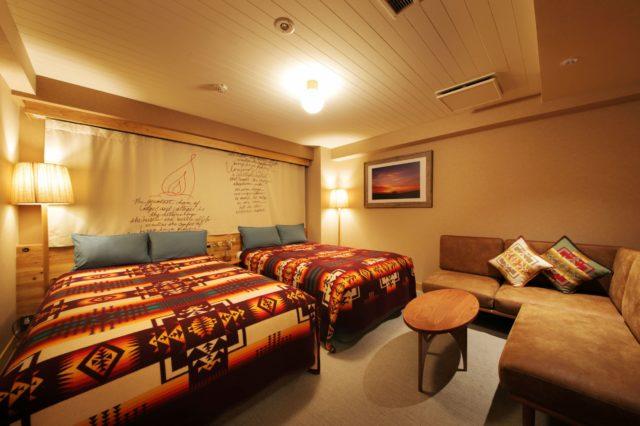 Pendleton Room TWIN